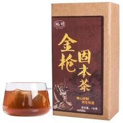 B款金枪固本茶男人茶五宝茶益本肾宝茶养肾茶保健养生茶袋泡茶贴